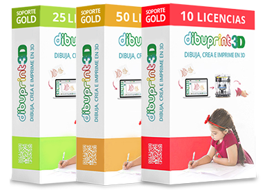 cajas castellnao licencias gold software dibuprint 3d