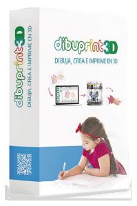 dibuprint basic - imprimir 3d