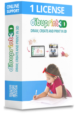basic license dibuprint 3d