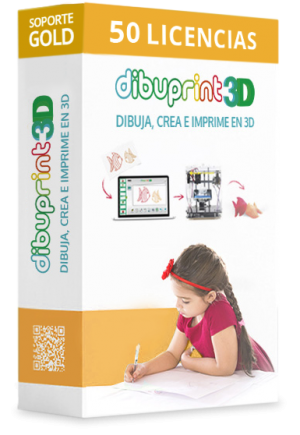 dibuprint 3d licencia enterprise 50 licencias