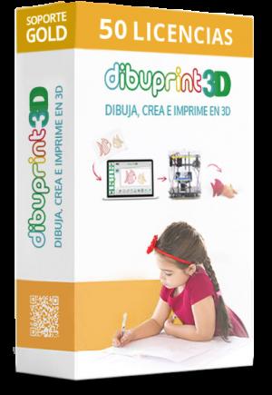 dibuprint 3d licencia enterprise 50 licencias