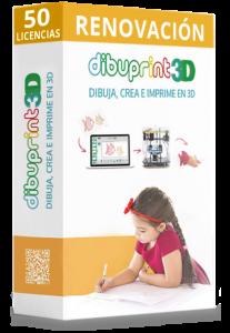 dibuprint 3d enterprise renovación
