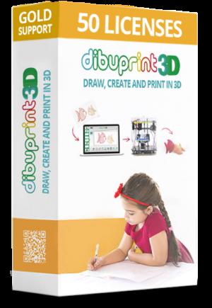 enterprise licenses dibuprint 3d