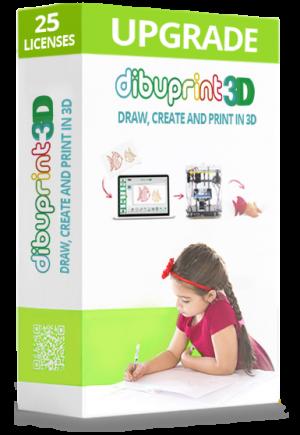 medium upgrade dibuprint 3d